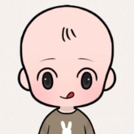 はー坊アバター(顔)